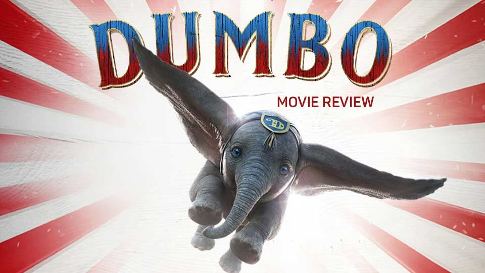 Family Review: DUMBO Charms But Doesn't Soar