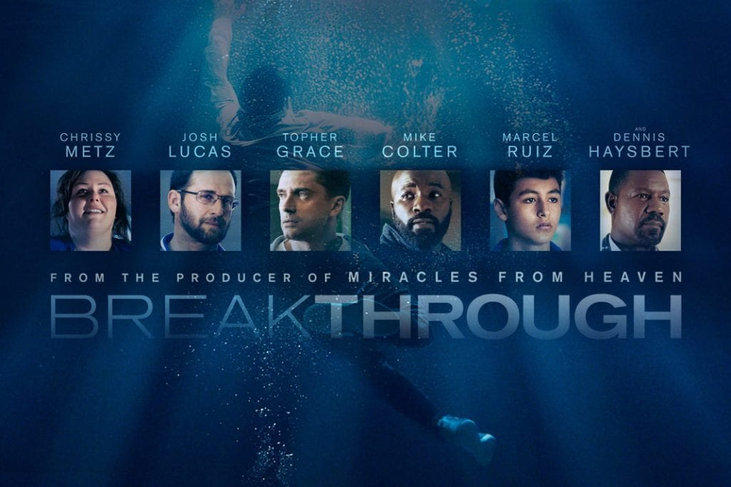 Family Review: BREAKTHROUGH Is An Unusually Solid Christian Drama