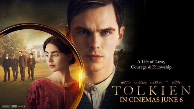 Family Review: TOLKIEN is Simultaneously Fascinating and Boring