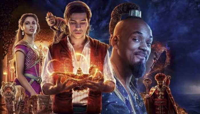 Family Review: Despite Huge Budget, ALADDIN Looks Cheap