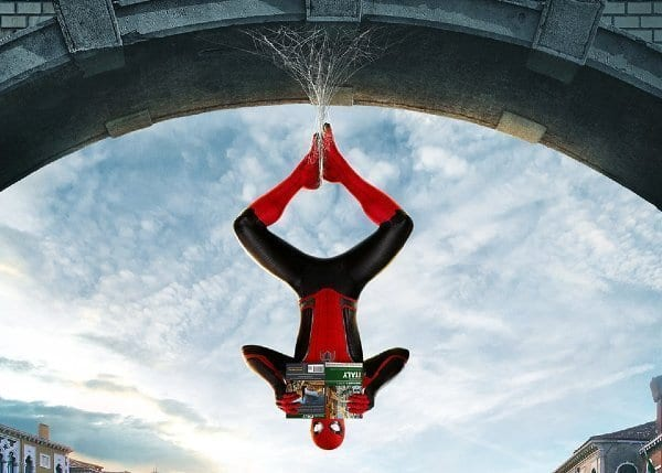 Family Review- SPIDER-MAN: FAR FROM HOME Is a Marvelously Unique Adventure