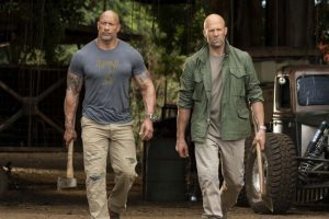 Family Review: HOBBS AND SHAW is Dumb, Funny, and Exciting